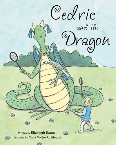 Cedric the Dragon Book Cover