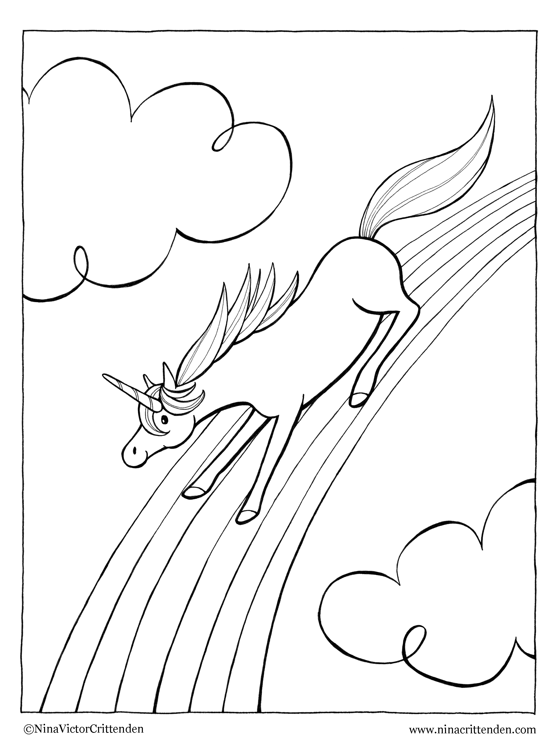 Coloring pages not print